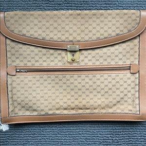 Gucci vintage briefcase
